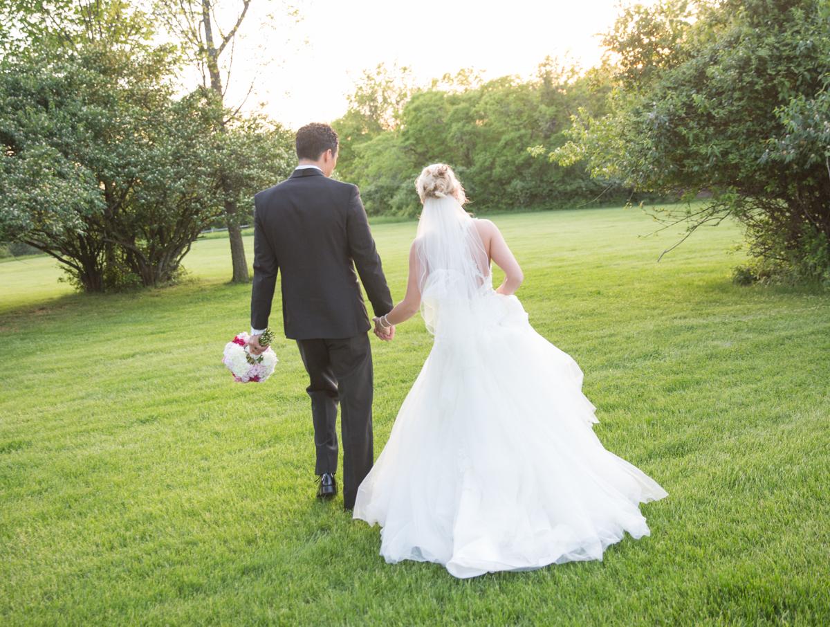 Amy + David – Longview Mansion Wedding