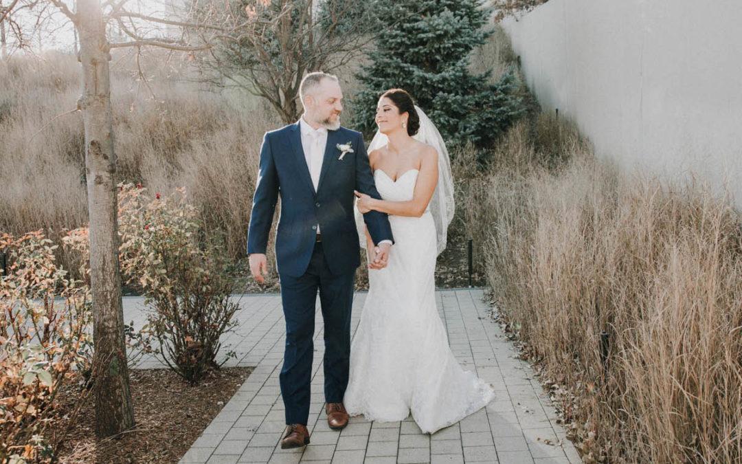 Manal + Shawn – Elegant Overland Park Wedding