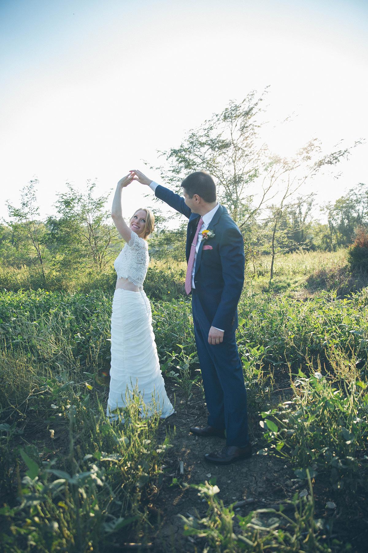 Erin & Fede – Kelly Gallery Overland Park Wedding